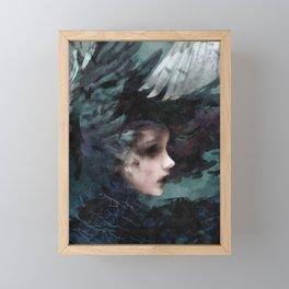 Past Framed Mini Art Print