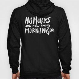 Mercy Morning x Mustard Hoody