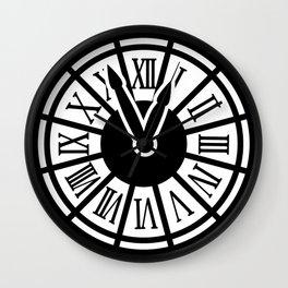 Roman Numerals Clock Wall Clock