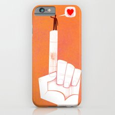 the point is my heart iPhone 6s Slim Case