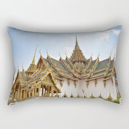 Thailand - Bangkok, Grand Palace Rectangular Pillow