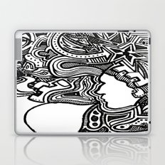 Techno Laptop & iPad Skin