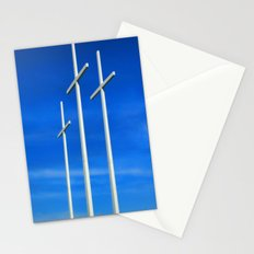 Bellevue Crosses Stationery Cards