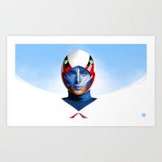 ACE GOODHEART Art Print
