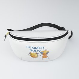 Summer Body - Bees Exercising Fanny Pack