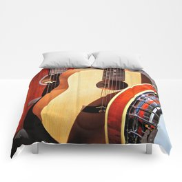 Strings Attached Comforters