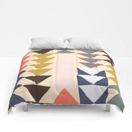 Flying Geese Comforters