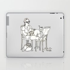 Sci Fi Afternoon Laptop & iPad Skin