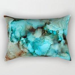 Tidepools 1 Rectangular Pillow