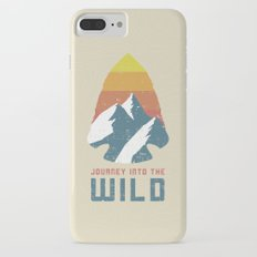 Journey Into the Wild Slim Case iPhone 7 Plus