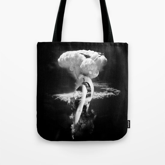 War Goddess Tote Bag