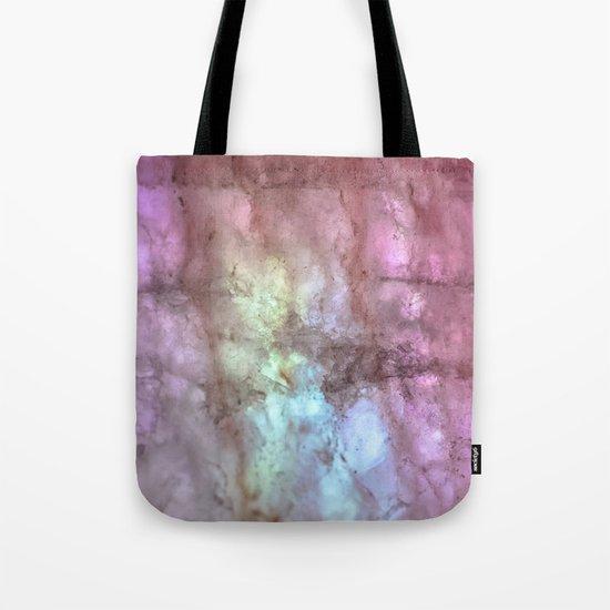 Lights & Minerals Tote Bag