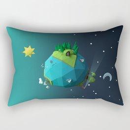 Little Planet Rectangular Pillow