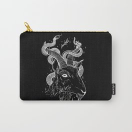 Goat God Carry-All Pouch