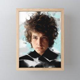 Bob Framed Mini Art Print