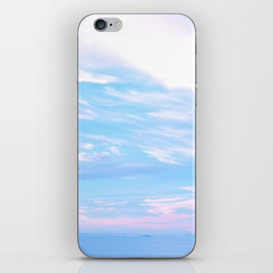 Aloft iPhone & iPod Skin