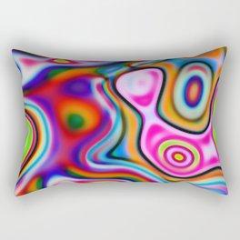 unexpected output Rectangular Pillow