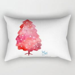All I Want for Christmas Rectangular Pillow