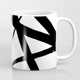 A Harmony of Lines and Shapes Coffee Mug