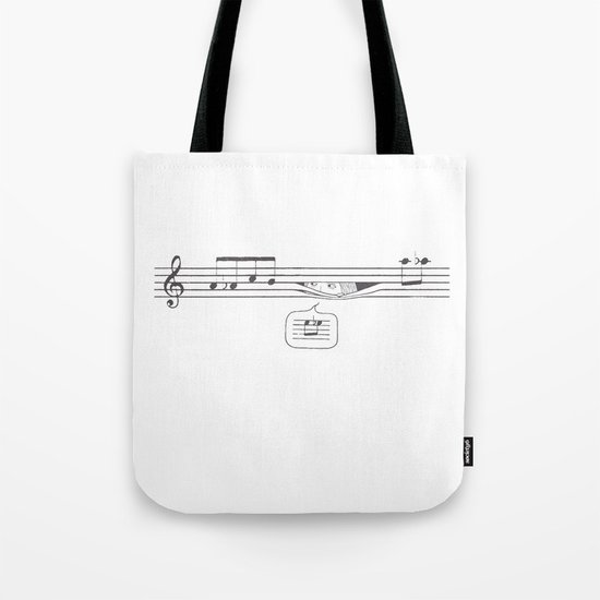 Who's Watching? Tote Bag