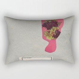 wenigstens nichts Rectangular Pillow