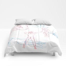 Women Folk Comforters