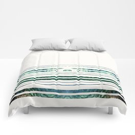 Striped Comforters
