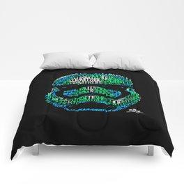 Stormtrooper Typography Comforters