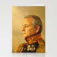 always Stationery Cards featuring Bill Murray - replaceface by replaceface