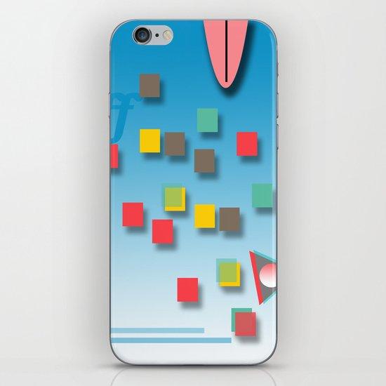 Surƒƒing iPhone & iPod Skin
