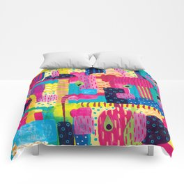 Disorderly Comforters