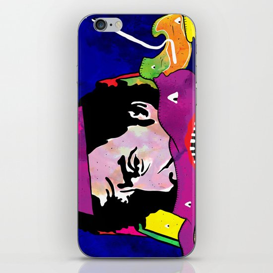 """""""High Hopes"""" by Steven Fiche iPhone & iPod Skin"""