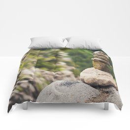The Stacked Life Comforters