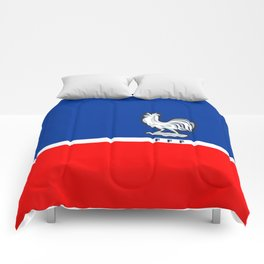 FRANCE Football Federation Comforters