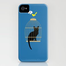 Revenge is Tweet iPhone (4, 4s) Slim Case