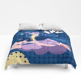 Drunken Heaven Comforters