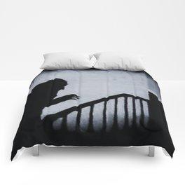 Nosferatu Classic Horror Movie Comforters