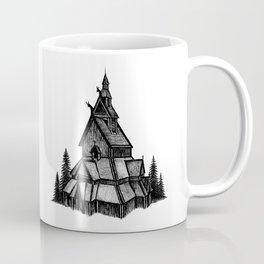 Borgund Stave Church Coffee Mug