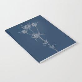 Milk Thistle Blueprint Notebook