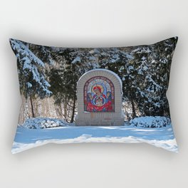In  Memory Rectangular Pillow
