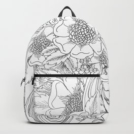 Overgrown Backpack