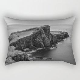 Neist Point Isle of Skye Rectangular Pillow