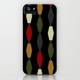 Colima - Black iPhone Case
