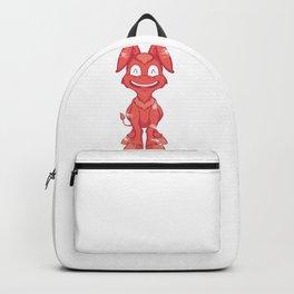 Smile Happy Donkey Backpack