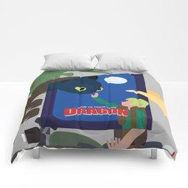 Dragons (Vol. 2) Comforters