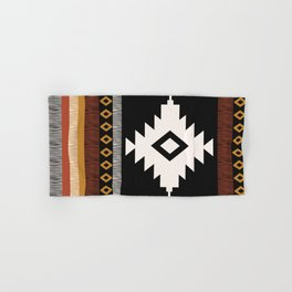 Pueblo in Sienna Hand & Bath Towel