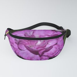 Lilac carnation Fanny Pack
