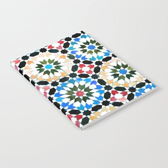 Oriental pattern Notebook