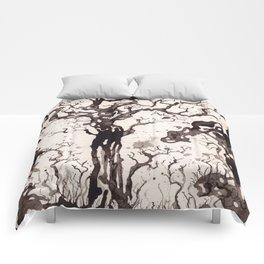 Solum III /// Tree Studies Comforters