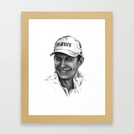 Esteban Framed Art Print